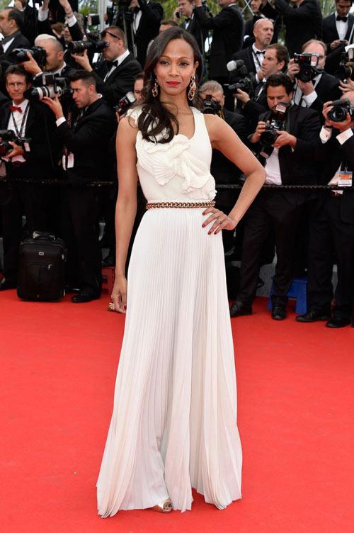 """20 bộ đầm đẹp """"nghẹt thở"""" tại Cannes 2014 - 9"""