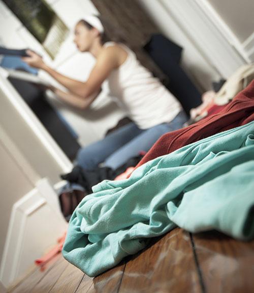 3 bước dọn lại tủ đồ cho nàng bận rộn-1
