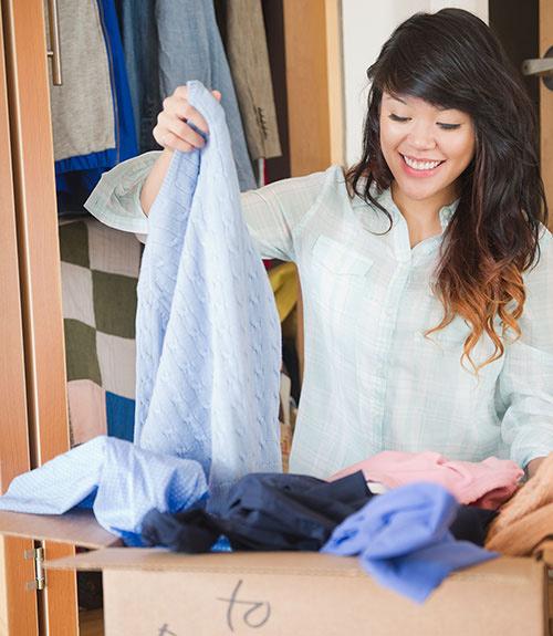 3 bước dọn lại tủ đồ cho nàng bận rộn-2