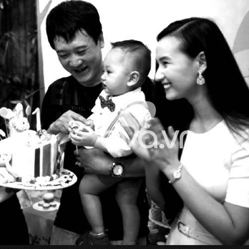 Lộ ảnh thời nhỏ của con trai Lã Thanh Huyền - 3