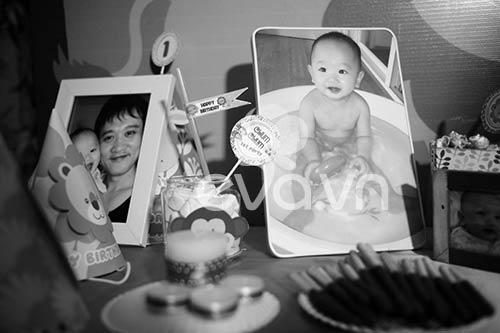 Lộ ảnh thời nhỏ của con trai Lã Thanh Huyền - 4