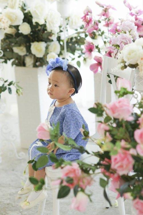 Con gái Linh Nga quá đỗi sành điệu - 3