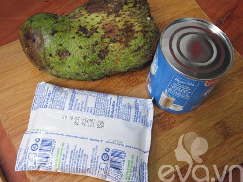 Sinh tố mãng cầu thơm mát, bổ dưỡng - 1