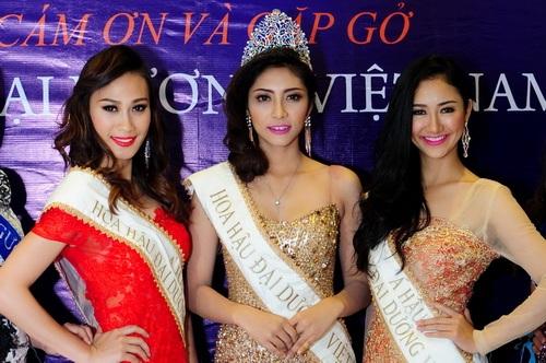 Hoa hậu Đại dương phủ nhận nghi án mua giải - 10