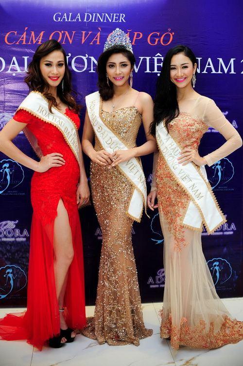 Hoa hậu Đại dương phủ nhận nghi án mua giải - 9