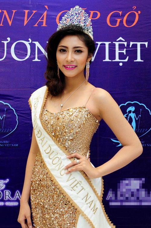 Hoa hậu Đại dương phủ nhận nghi án mua giải - 3