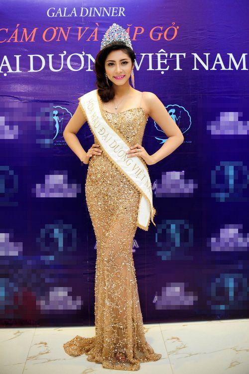 Hoa hậu Đại dương phủ nhận nghi án mua giải - 5