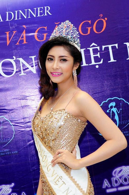 Hoa hậu Đại dương phủ nhận nghi án mua giải - 6