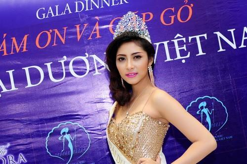 Hoa hậu Đại dương phủ nhận nghi án mua giải - 7