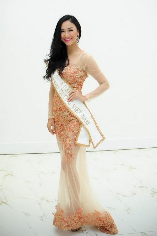 Hoa hậu Đại dương phủ nhận nghi án mua giải - 11