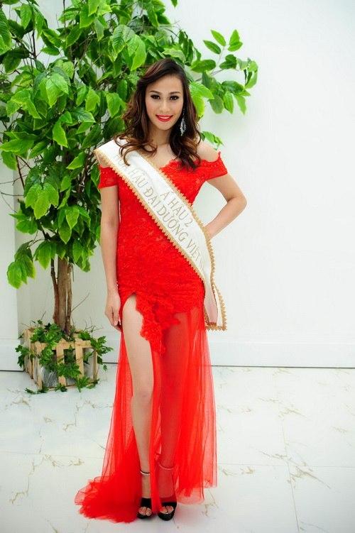 Hoa hậu Đại dương phủ nhận nghi án mua giải - 12