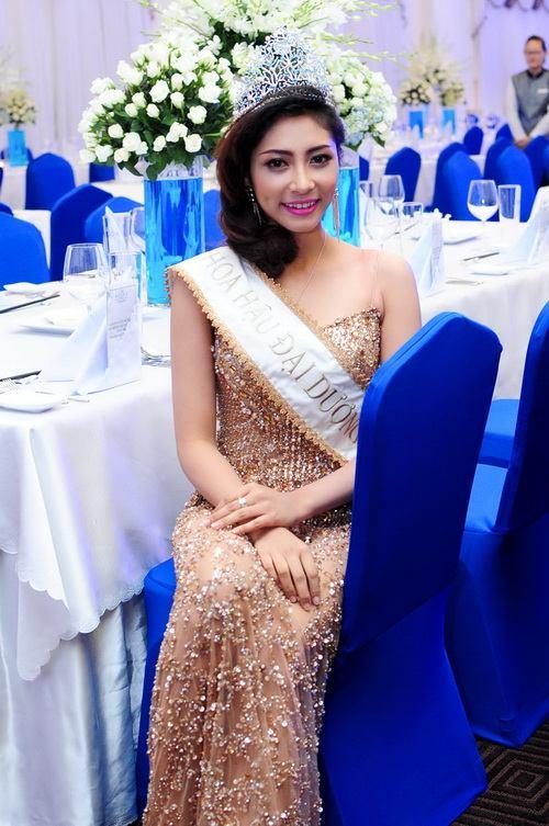 Hoa hậu Đại dương phủ nhận nghi án mua giải - 16