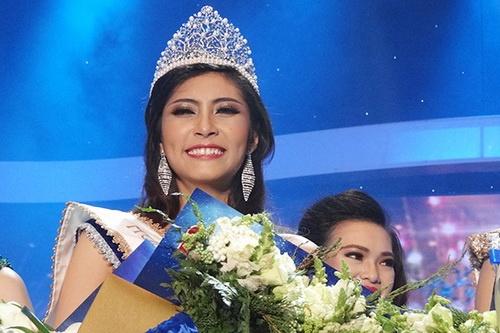 Hoa hậu Đại dương phủ nhận nghi án mua giải - 2
