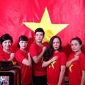 Làng sao - Hơn 300 nghệ sỹ Việt tự hào hát Quốc ca