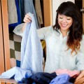 Nhà đẹp - 3 bước dọn lại tủ đồ cho nàng bận rộn
