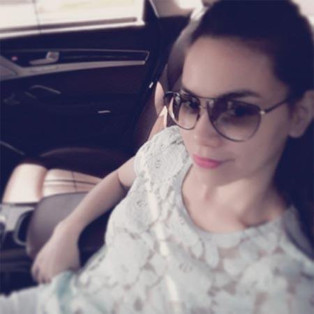 Hoa hậu Diễm Hương nhập viện vì sốt cao - 2