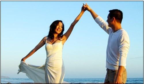 Những sao Việt yêu nhanh, cưới chớp nhoáng - 1