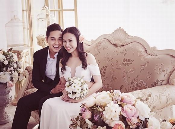 Những sao Việt yêu nhanh, cưới chớp nhoáng - 11