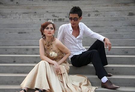 Những sao Việt yêu nhanh, cưới chớp nhoáng - 8