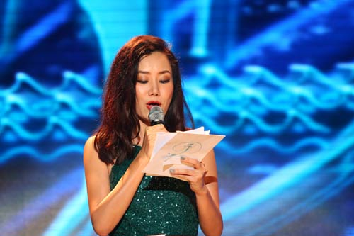 nguyet anh chia se ve dem chung ket hh dai duong - 2