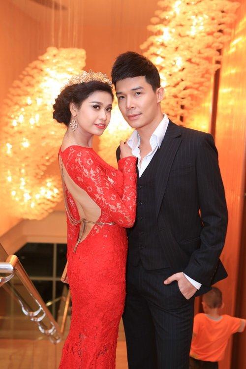 Nathan Lee, Trương Quỳnh Anh, Uyên Linh rạng rỡ dự tiệc - 7