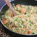 Bếp Eva - Cơm rang kiểu Nigeria có khác Việt Nam?