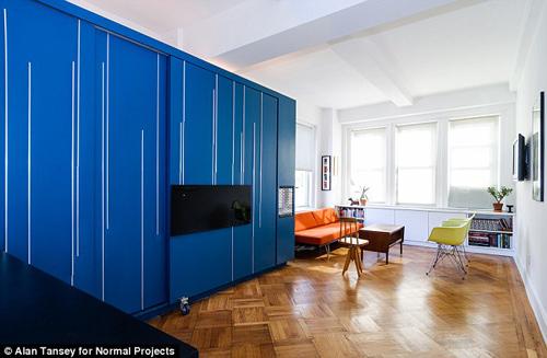Hoàn thiện nội thất nhà 41m2 với 980 triệu đồng-2