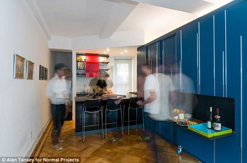 Hoàn thiện nội thất nhà 41m2 với 980 triệu đồng-7