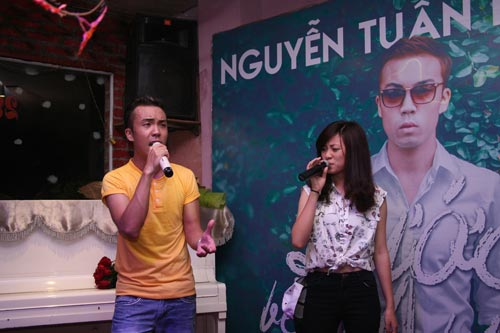 """cuu"" thi sinh giong hat viet ra mat single moi - 3"