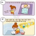 Truyện tranh hot: Sự khác biệt khi làm mẹ