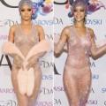"""Làng sao - Eva """"soi"""" 3/6: Rihanna """"khỏa thân"""" trên thảm đỏ"""