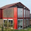 Nhà đẹp - Nhà ở tuyệt đẹp làm từ container chở hàng (P2)