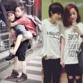 Làng sao - Ảnh hẹn hò lãng mạn của Chi Pu và Gil Lê