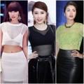Thời trang - Mỹ nhân Việt rộ trào lưu diện áo ngực thời trang