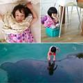 Làm mẹ - Bộ ảnh mẹ chụp con gái đẹp tuyệt trần