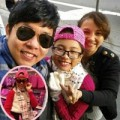 Làng sao - Phương Mỹ Chi thích thú đi mua sắm cùng Quang Lê