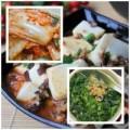 Bếp Eva - Thực đơn: Đậu phụ sốt sa tế, canh rau dền