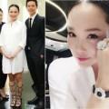 Làng sao - Phạm Văn Phương bụng bầu một mình đi sự kiện