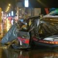 Tin tức - Tai nạn kinh hoàng trên cầu Thăng Long