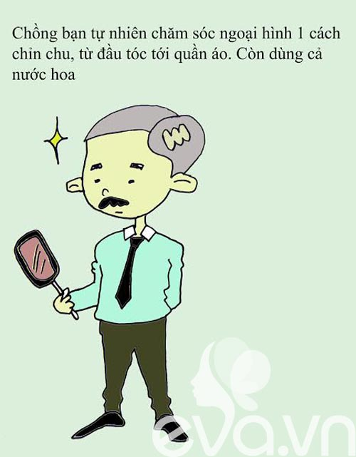 9 dau hieu chung to chong ngoai tinh - 1