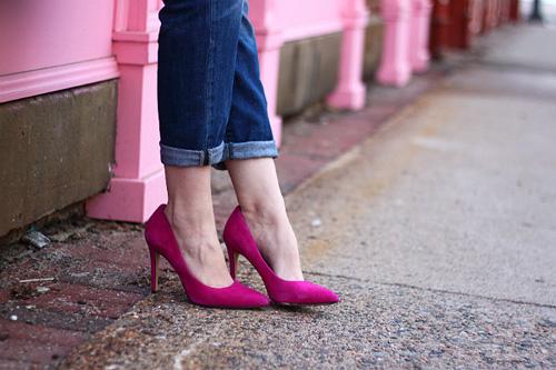 7 bi quyet dien quan jeans thanh lich noi cong so - 1