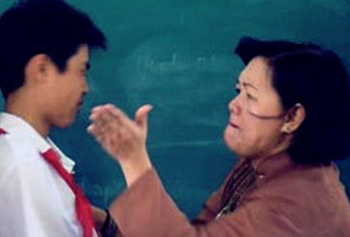 """""""hoc kem thi khong the dao duc tot duoc"""" - 1"""