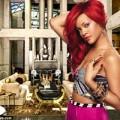 Nhà đẹp - Rihanna thuê cung điện 7 triệu đô để ở