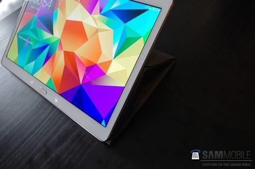 lo anh thuc te tablet galaxy tab s 10.5 truoc ngay ra mat - 2