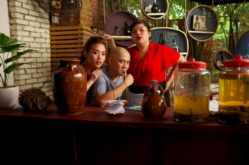 thanh loc cao dau troc trong phim dong tinh - 2