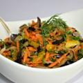 Bếp Eva - Salad cà tím chiên ngon, lạ miệng