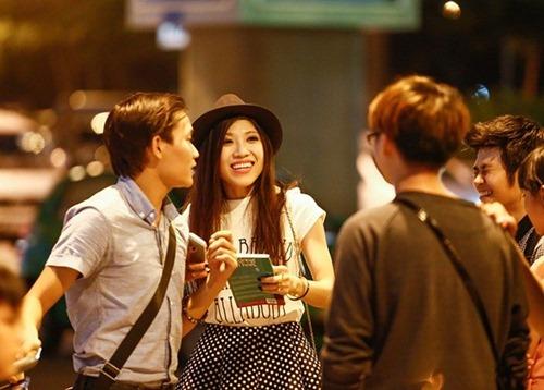 """trang phap sang nhat tham gia """"asean music festival"""" - 6"""