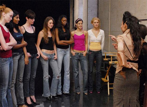 """giam khao america's next top model ngoi """"ghe nong"""" project runway - 8"""