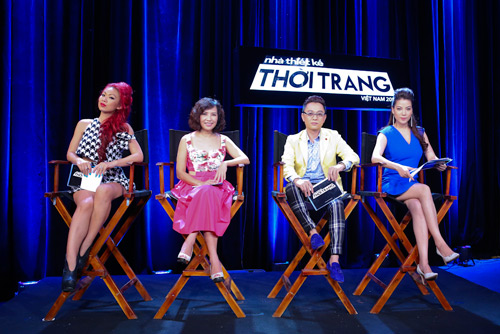 """giam khao america's next top model ngoi """"ghe nong"""" project runway - 1"""