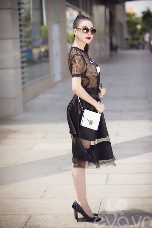 tra ngoc hang - fashion icon moi cua showbiz viet - 11